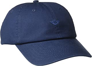 Men's Anchor Baseball Cap, Khaki, One Size