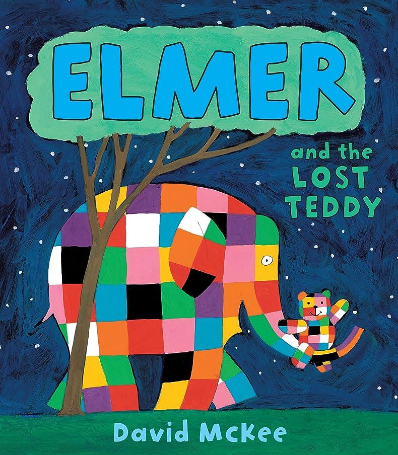 原稿多様性ご近所Elmer and the Lost Teddy (Elmer eBooks Book 7) (English Edition)