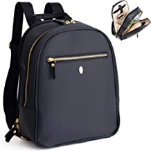 Small Baby Backpack Diaper Bag, Black – Stylish and compact, fits all essentials, prevents back pain and leaves your hands free for your baby, durable and well-constructed – Idaho Jones – Claremont