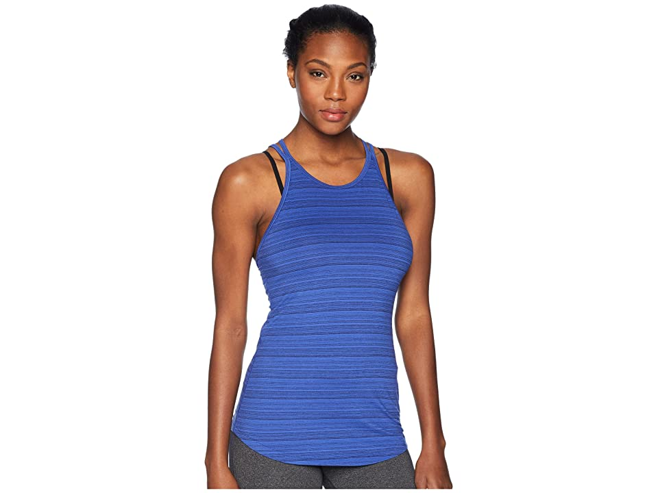 New Balance Transform Luxe Tank Top (Blue Iris) Women