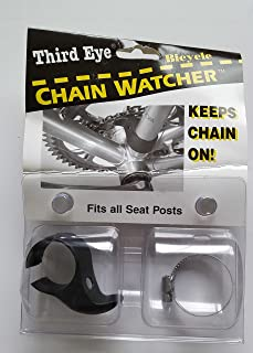 Third Eye Bicycle Chainwatcher with Universal Clamp