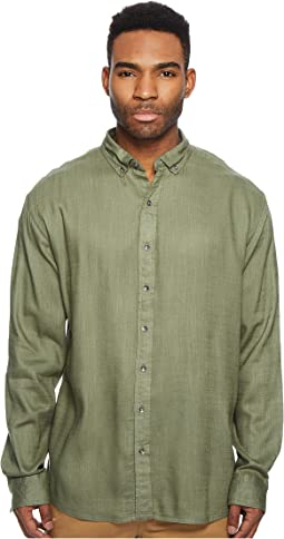 Zayne Long Sleeve Button Up