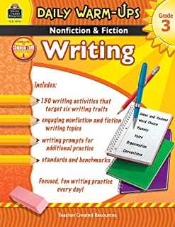 Daily Warm-Ups: Nonfiction & Fiction Writing Grd 3