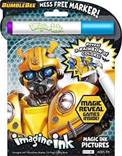 Bendon 43529 Transformers Bumblebee Imagine Ink Magic Ink Pictures
