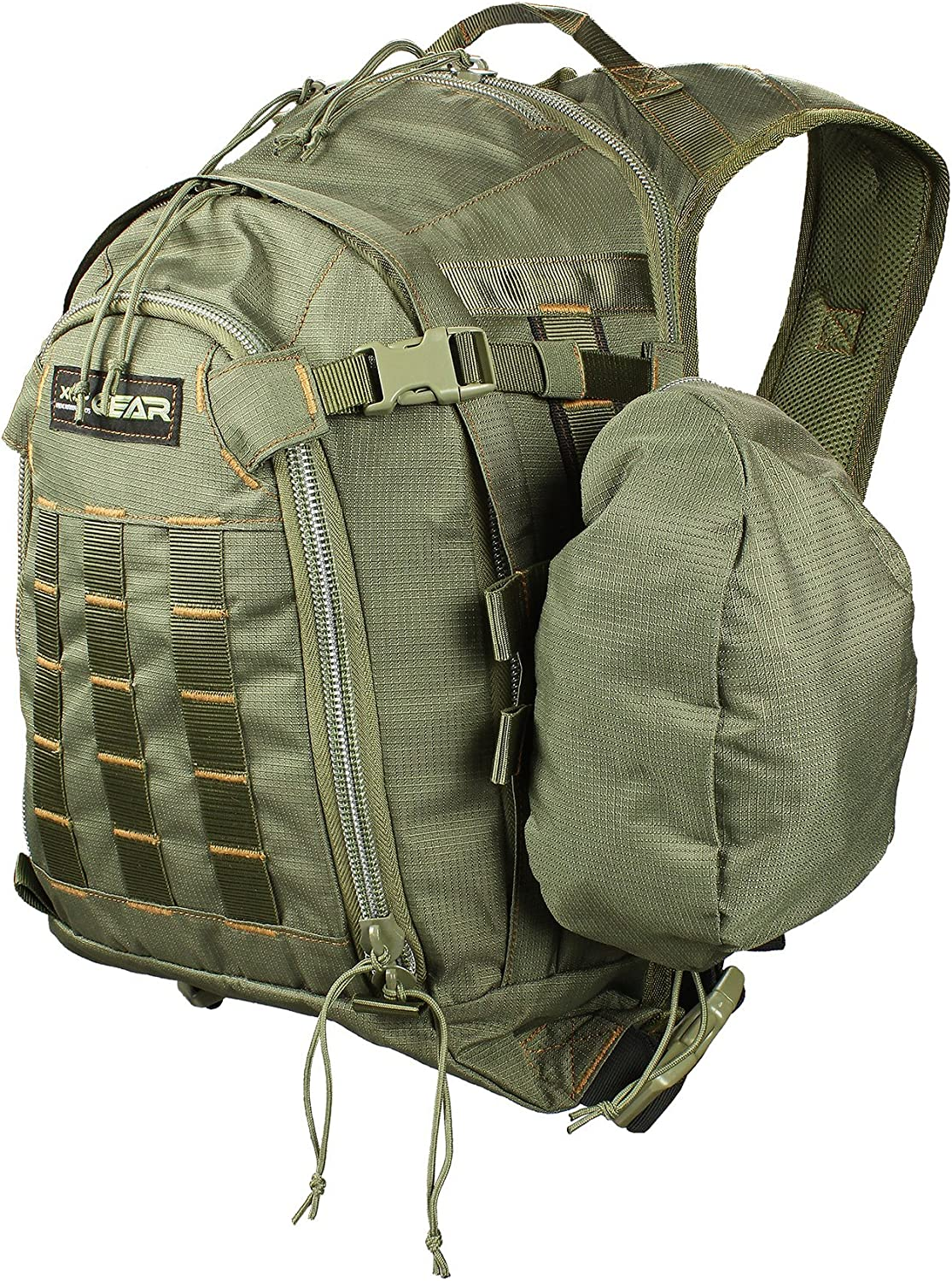 XOPXTREME OUTDOOR PRODUCTS Backyard Expressions Shadow Backpack