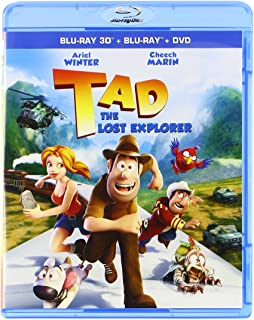 Tad: The Lost Explorer - 3D Combo