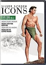 TCM Greatest Classic Films: Johnny Weissmuller as Tarzan, Volume 2 4FE