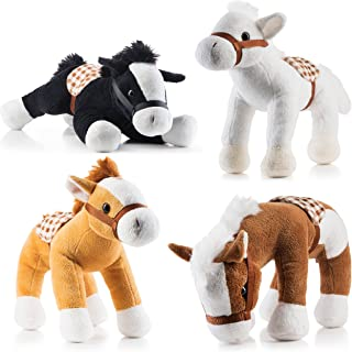 Best small plush horse Reviews