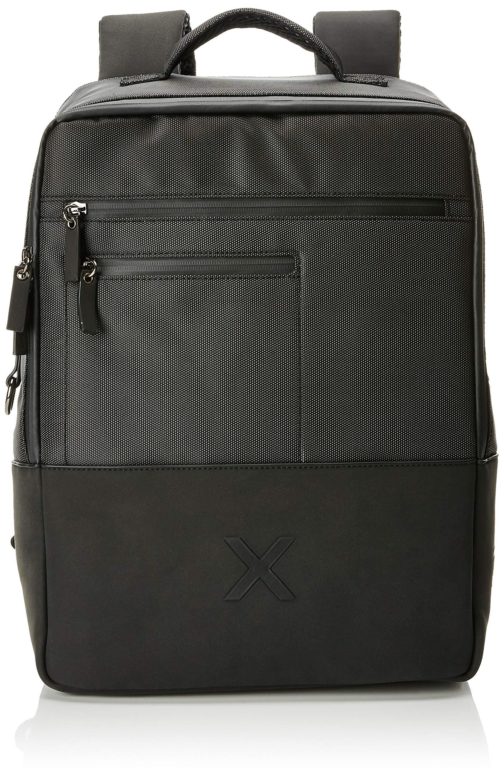 ミュンヘンバックパックシティビジネス、メンズラップトップバッグ、ブラック、13 x 41 x 31 cm(W x高さ)