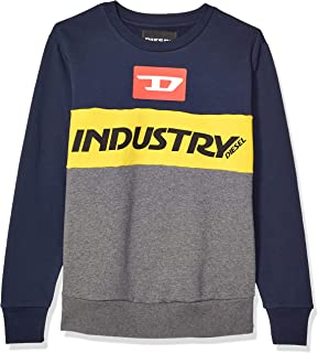 Diesel Men's Willy Sweat-Shirt