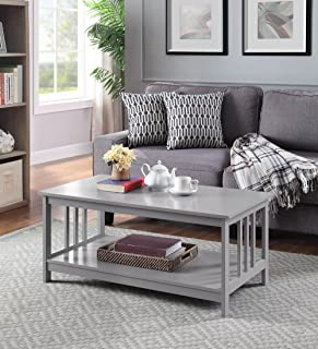 Convenience Concepts Coffee Table, Gray