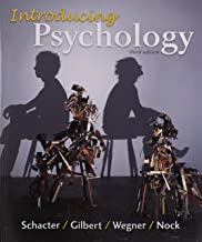 Introducing Psychology 3e & LaunchPad for Schacter's Introducing Psychology 3e (Six Month Access)