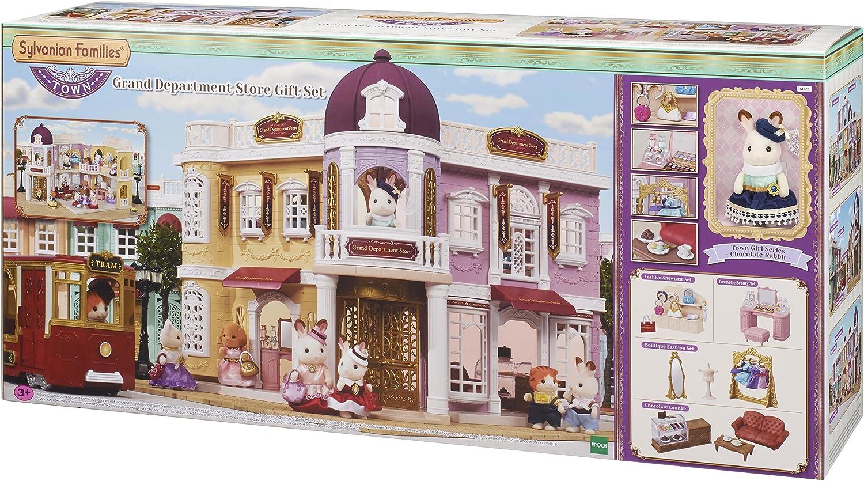 apresurado a ver SYLVANIAN FAMILIES- Grand Department Store Gift Set Mini muñecas y y y Accesorios, (Epoch 6022)  Disfruta de un 50% de descuento.