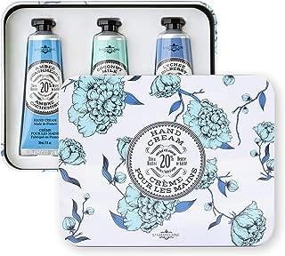 La Chatelaine 20% Shea Butter Hand Cream Trio - Winter White