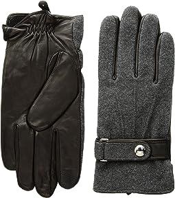 Polo Ralph Lauren - Wool Melton Gloves