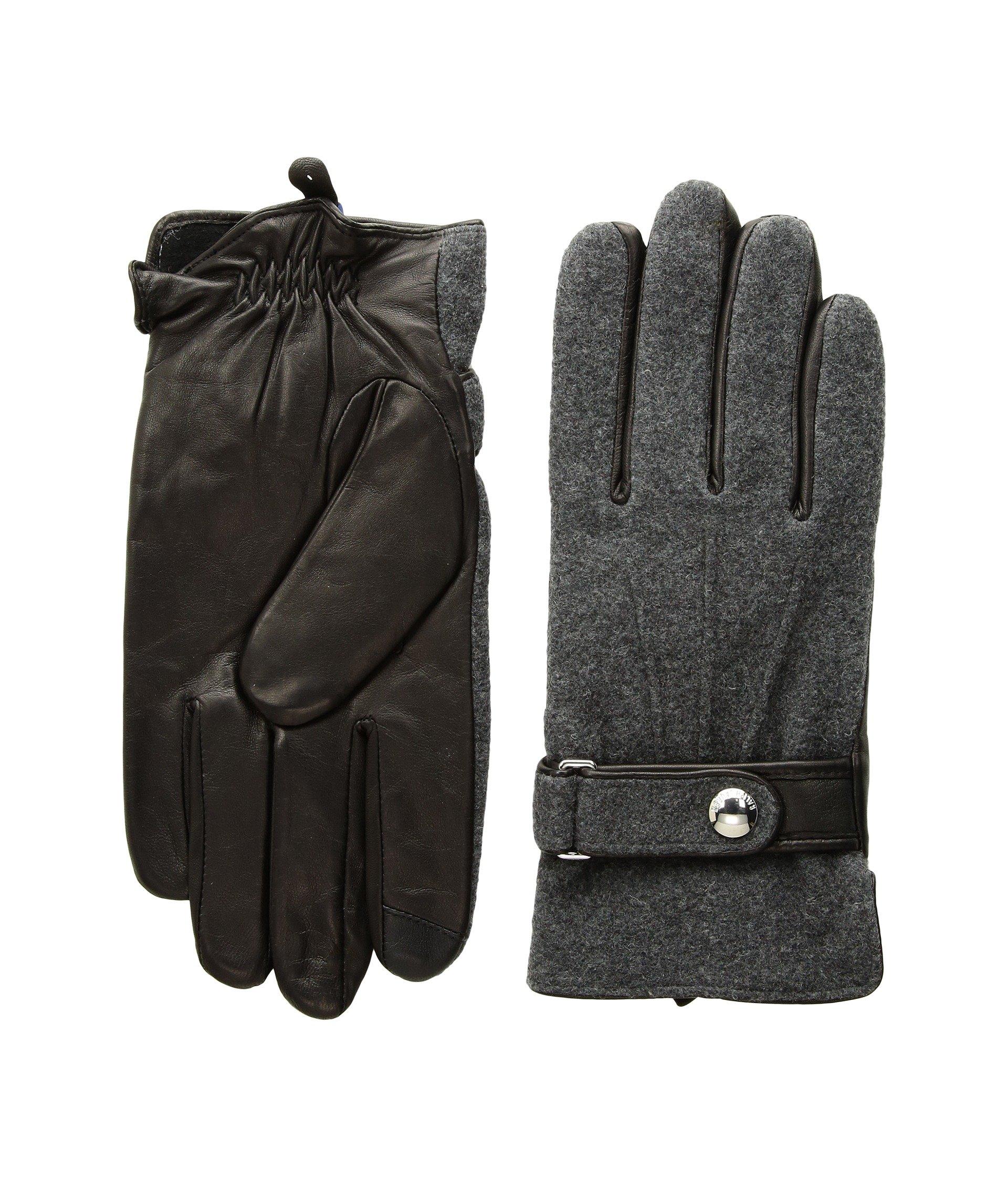 Guantes para Hombre Polo Ralph Lauren Wool Melton Gloves  + Polo Ralph Lauren en VeoyCompro.net