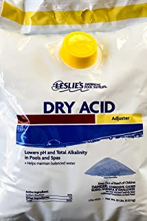 leslie's dry acid