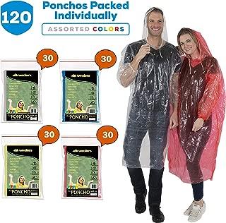 ponchos bulk order