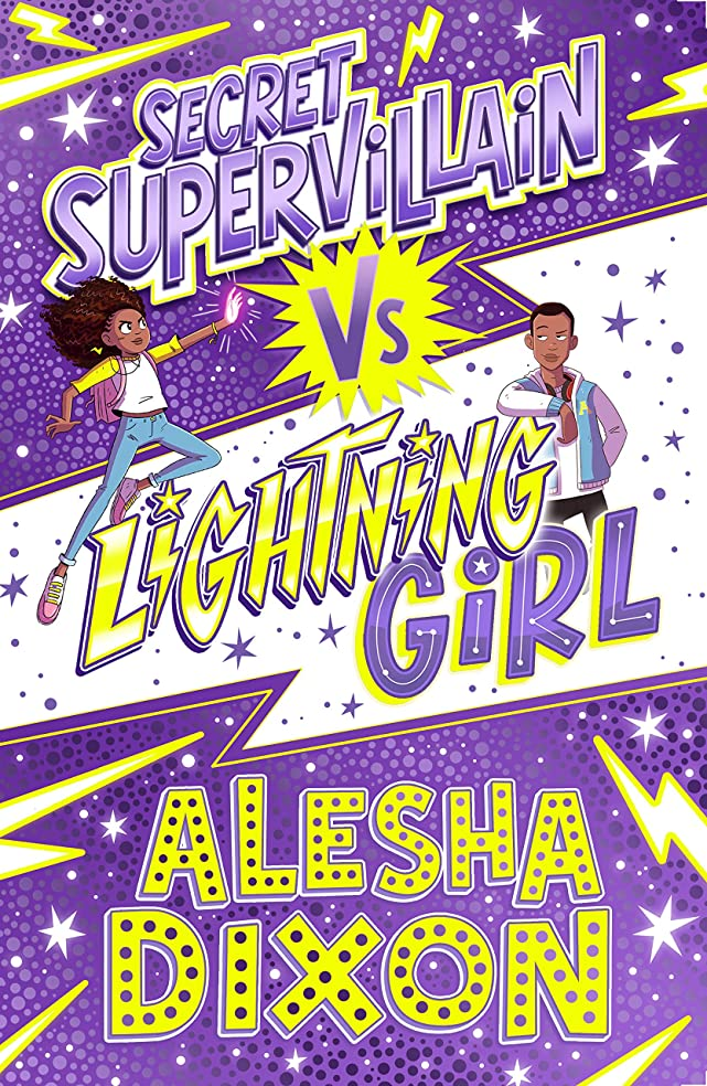 蚊罹患率差し控えるLightning Girl 3: Secret Supervillain (English Edition)