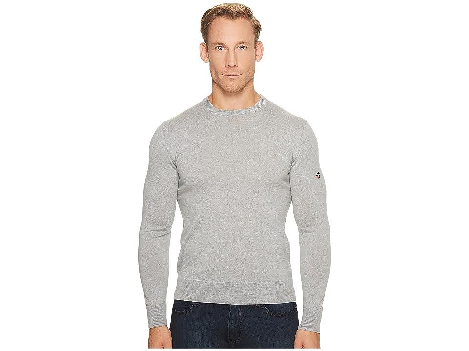 Dale of Norway Magnus Sweater (E-Light Grey Melange) Men