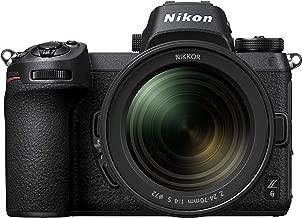Nikon Z6 FX-Format Mirrorless Camera Body w/NIKKOR Z 24-70mm f/4 S