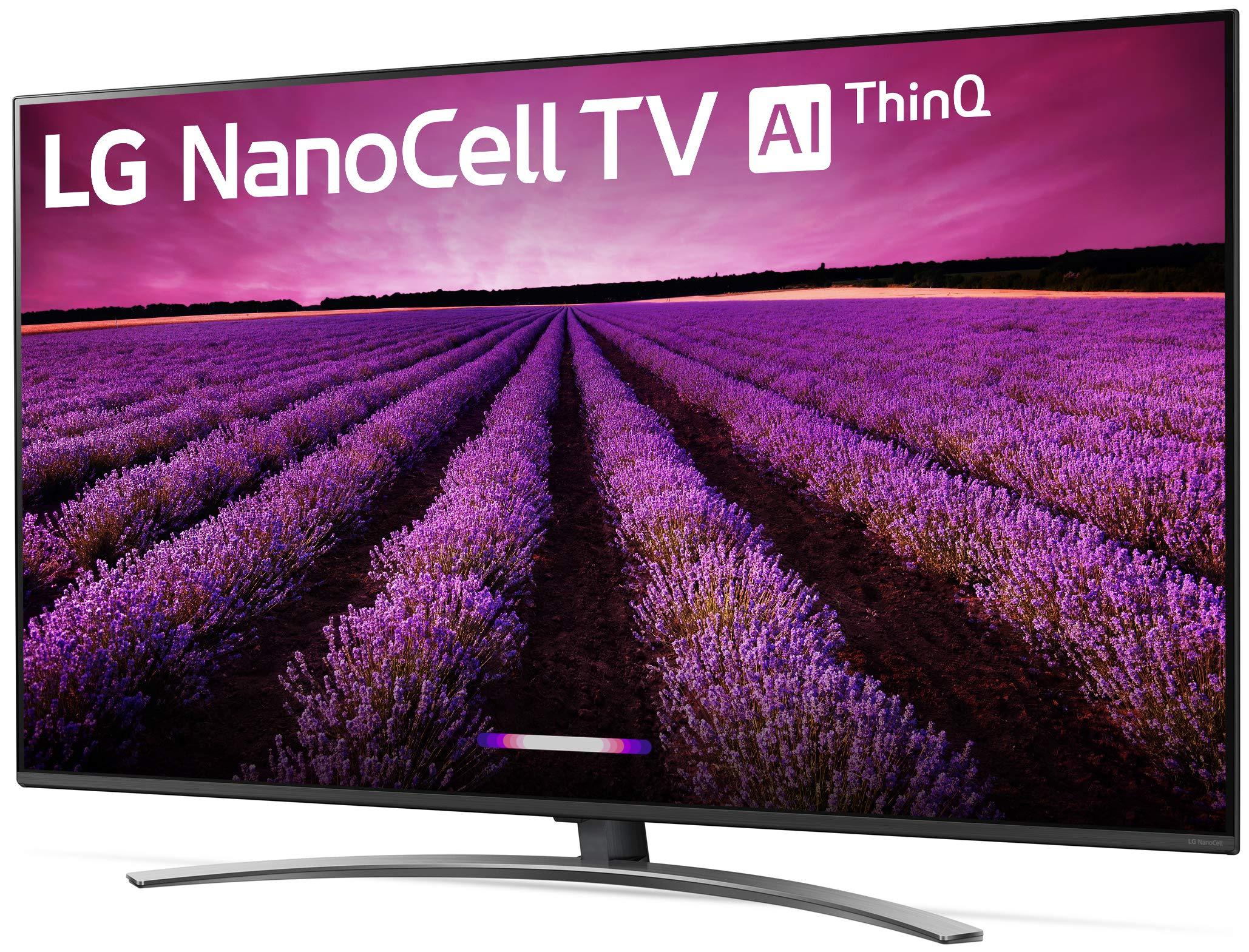 LG Electronics 55SM8100AUA Nano 8 Series 5 Negro Adaptador de Cable: Amazon.es: Electrónica