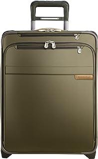 Briggs & Riley Baseline International Carry-on Wide Body Upright, Olive (Green) - U121CXW-7