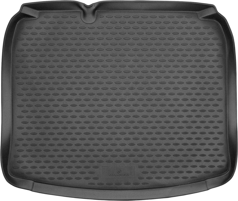 8V ann/ée 2012 Tapis de Coffre sur Mesure Aujourdhui Protection de Coffre Walser Bac de Coffre sur Mesure XTR Compatible avec Audi A3 Sportback