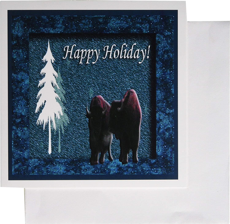 3dRosa grasen grasen grasen und Bäume Happy Holidays – Grußkarten, 6 by Foto, 6 Stück (GC 26976 _ 1) B07BJCH1NZ | Flagship-Store  fd29fe