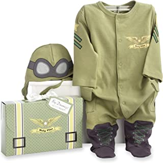 aviator onesie black