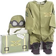 infant pilot costume