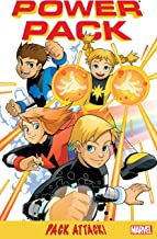 Power Pack: Pack Attack! (Power Pack (2005))