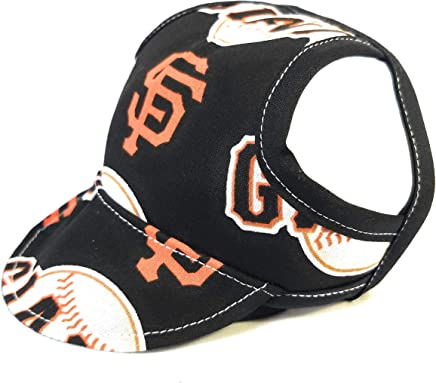 e5a3fbaae9bf2 Dog Hat - San Francisco Giants Sports Fabric