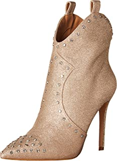 Jessica Simpson Pixillez3 Women's Boots Champagne 9.5