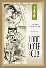 Best lone wolf and cub artist edition Reviews