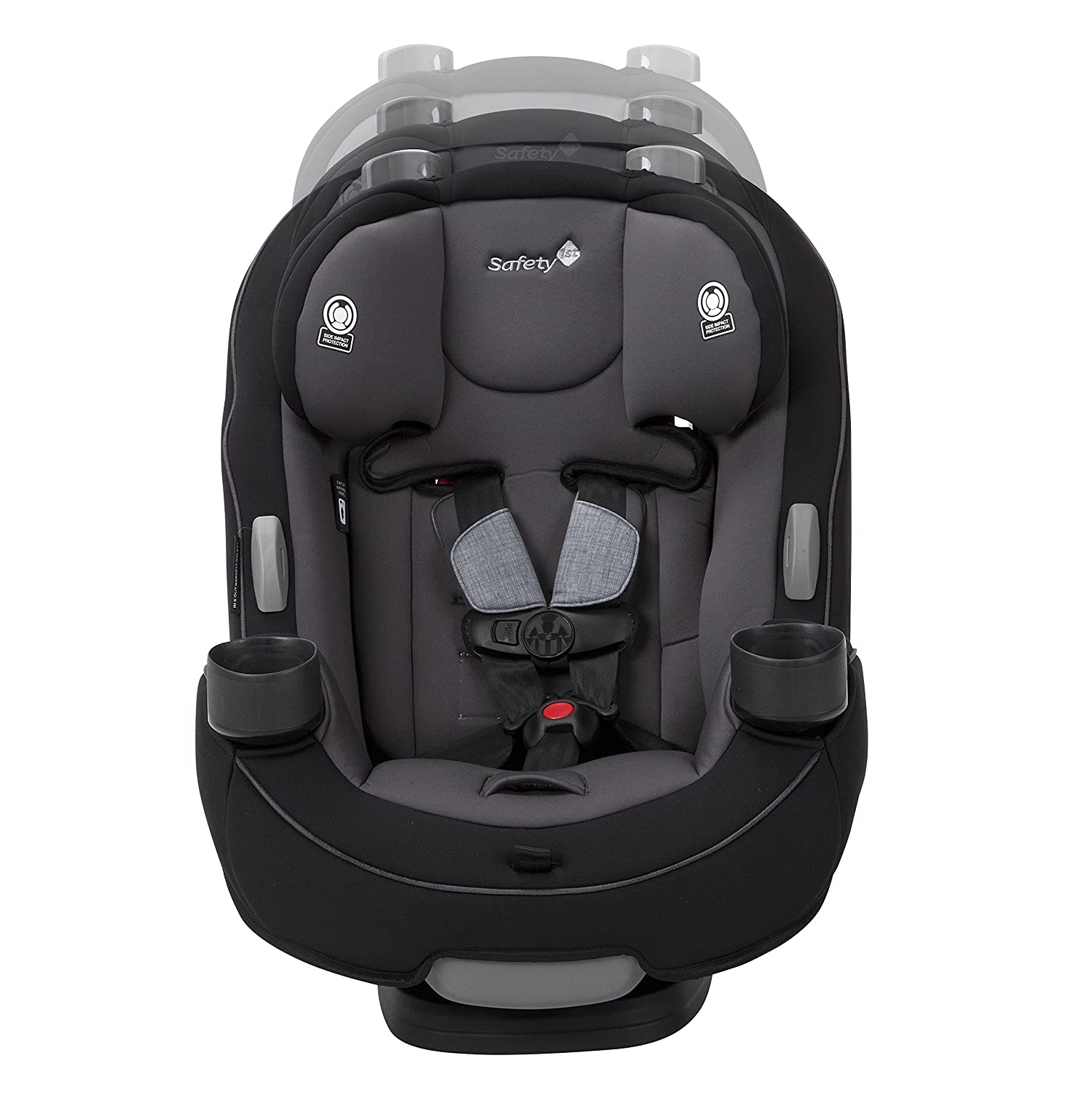 Diono Radian 3R All-in-One Convertible Car Seat Booster to 100 ...