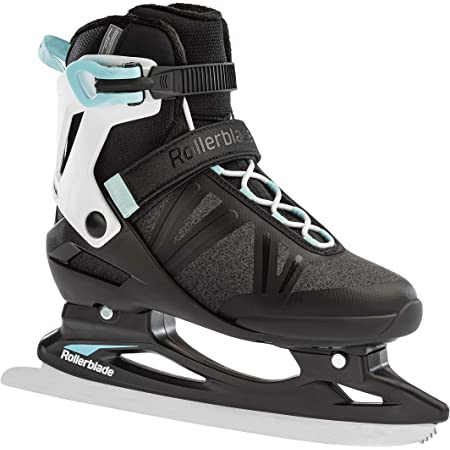 Black//Pink Rollerblade Womens Spark W Ice Skates 260