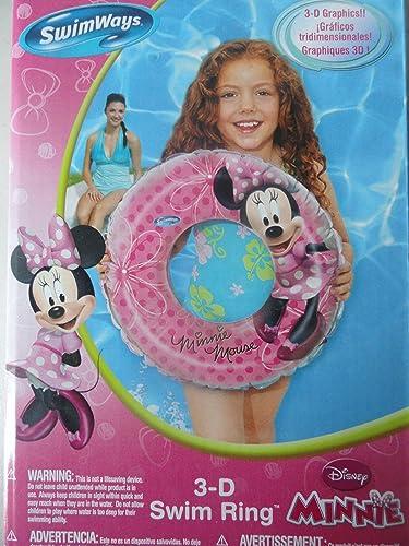 Disney Minnie's Bow-Tique - 3-D Swim Ring by Swim Ways by SwimWays