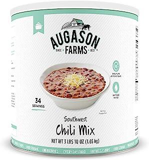 Augason Farms Southwest Chili Mix #10 Can, 60 oz