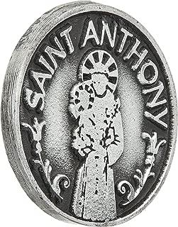 Cathedral Art PT407 Saint Anthony Pocket Token, 1-Inch