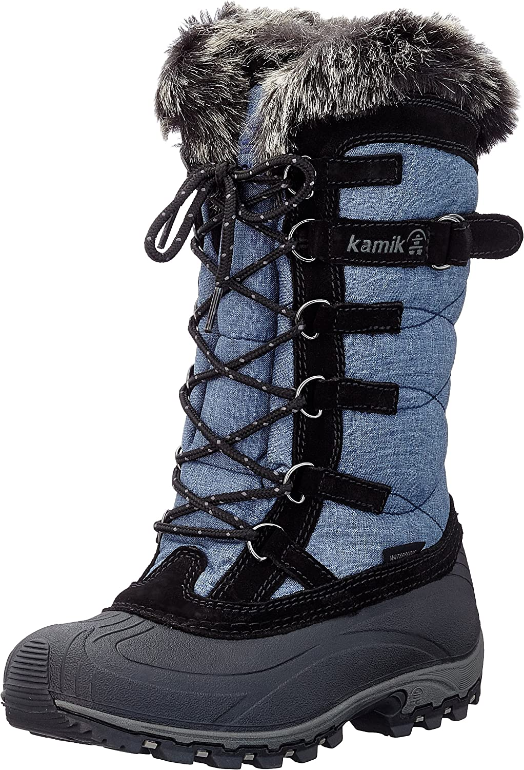 Kamik Womens Snowvalley Snow Boot