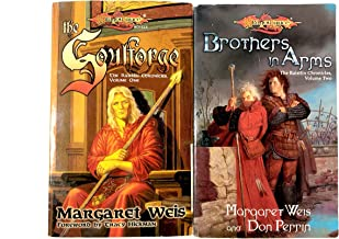 The Soulforge; Brothers in Arms (Dragonlance: Raistlin Chronicles)