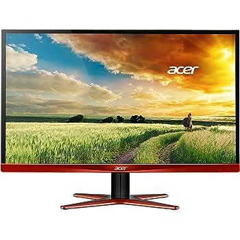 Acer XG270HU omidpx 27-inch WQHD AMD FREESYNC (2560 x 1440) Widescreen Monitor, WQHD (2560 x 1440), Black