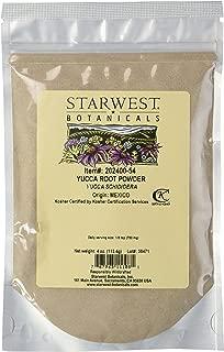 Best yucca root powder shampoo Reviews