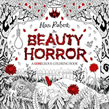 The Beauty of Horror 1: A GOREgeous Coloring Book PDF