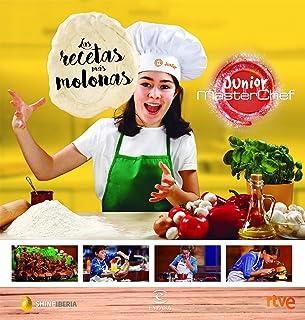 Las recetas más molonas de Masterchef Junior