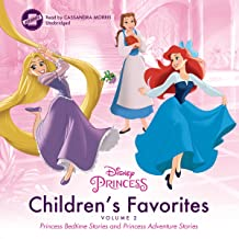 Children's Favorites, Vol. 2: Princess Bedtime Stories & Princess Adventure Stories