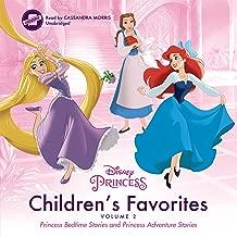 Children's Favorites, Vol. 2: Princess Bedtime Stories & Princess Adventure Stories