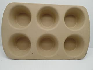 The Pampered Chef 6 Cup Muffin Pan - Classic Collection