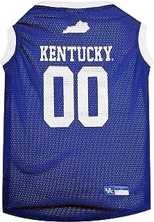 Pets First Kentucky Basketball Jersey for Dogs